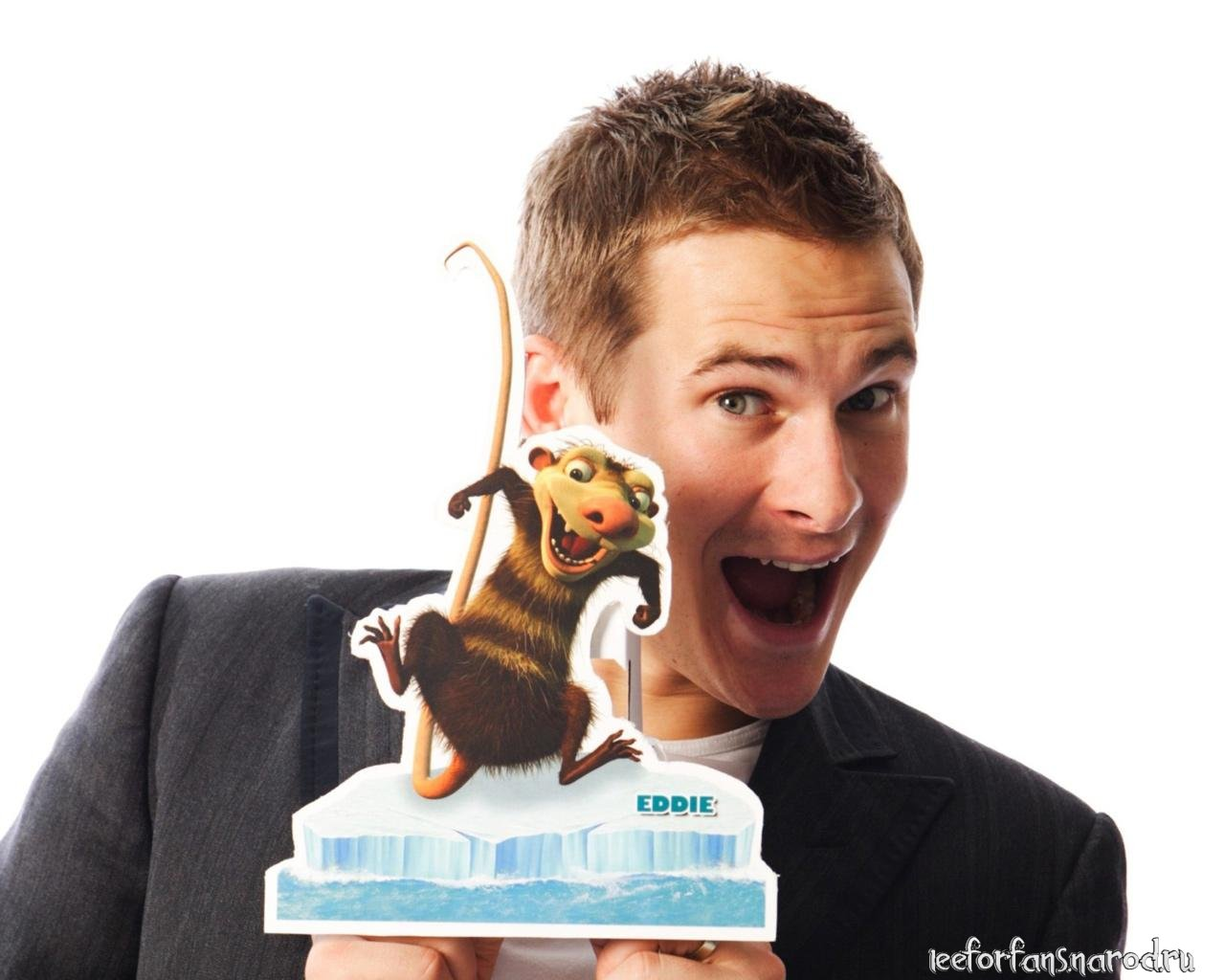 When Lee Ryan dubbed an opossum…