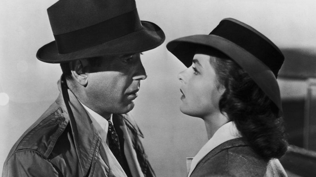Chi ha doppiato Humphrey Bogart in Casablanca?