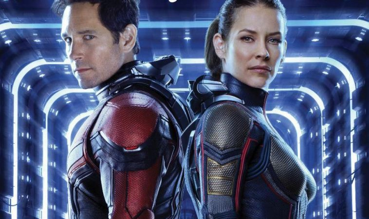 Something about Ant Man and the Wasp you would never have dared to ask
