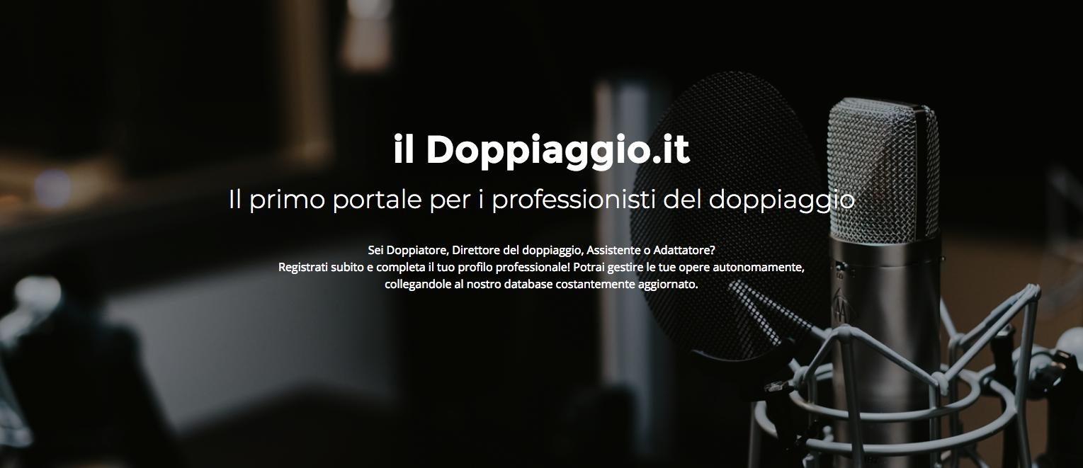 Website ildoppiaggio.it launched