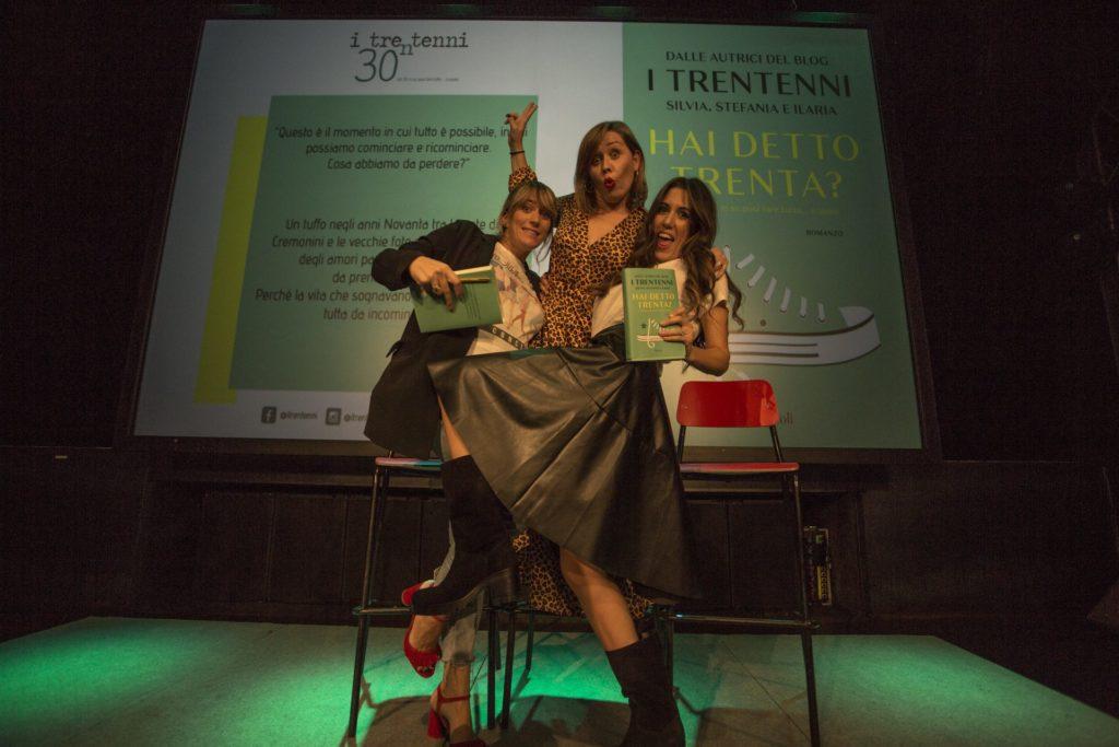 Silvia Rossi, Stefani Rubino, Ilaria Sirena del blog I Trentenni