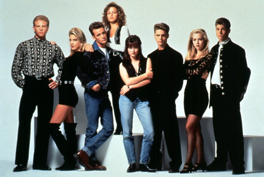 The best news of 2019? The reboot of Beverly Hills 90210!