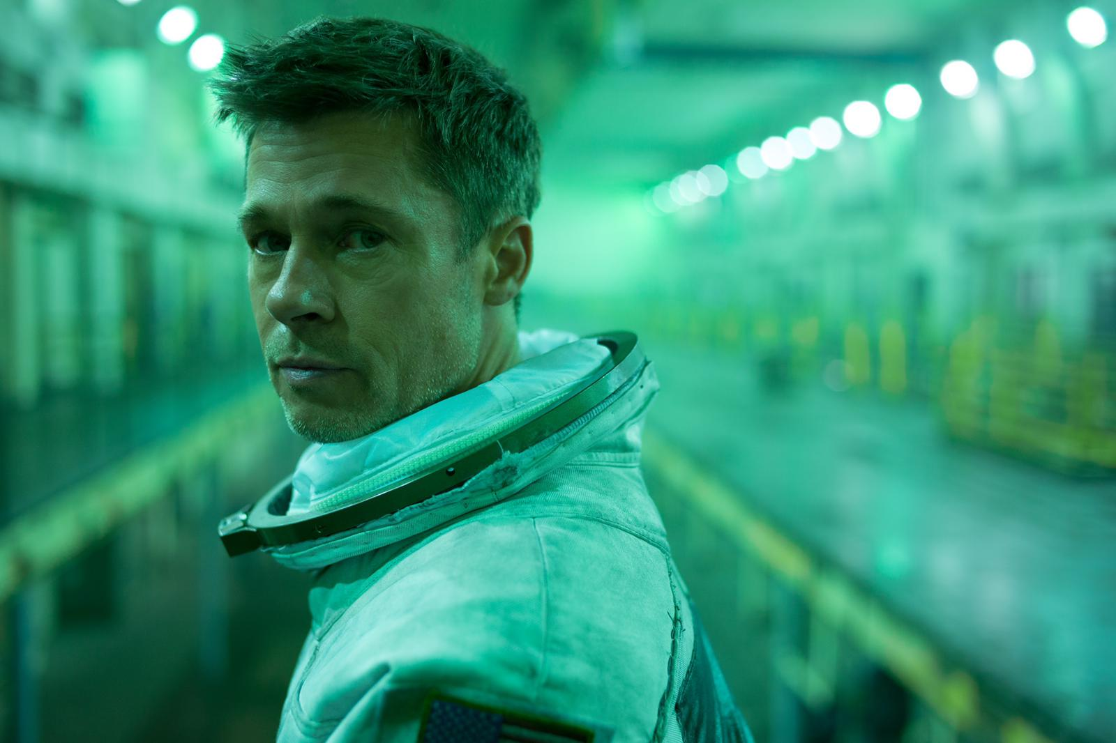 Doppiatori leggendari e dove trovarli: Sandro Acerbo vi aspetta nello spazio con Brad Pitt